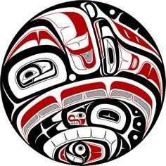 Nathaniel P. Wilkerson - 100 Haida Tattoos You Have to See