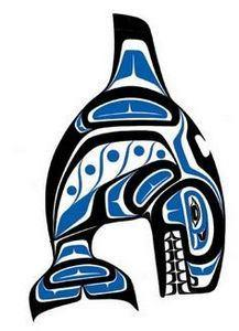 Key Symbols of West Coast Native - 100 Haida Tattoos You Have to See