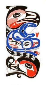 art thompson artist  - 100 Haida Tattoos You Have to See