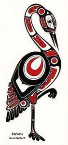Native Decals - Pacific Northwest  - 100 Haida Tattoos You Have to See