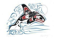 Haida Orca - 100 Haida Tattoos You Have to See