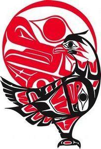 Saik'uz First Nation carvings - 100 Haida Tattoos You Have to See