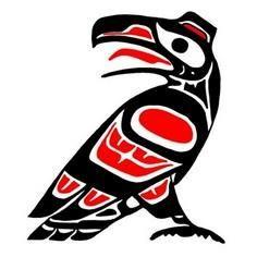 Raven haida - 100 Haida Tattoos You Have to See