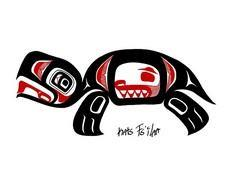 The Haida Gwaii - 100 Haida Tattoos You Have to See
