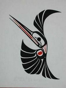 NW Coast Native Art - 100 Haida Tattoos You Have to See