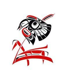 Redwing Blackbird - 100 Haida Tattoos You Have to See