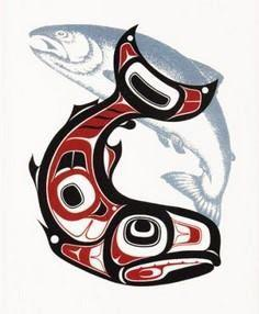 Haida design - 100 Haida Tattoos You Have to See