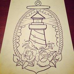 This would almost match my other l - 100 Anchor Tattoos