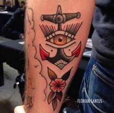 High quality inspiration by Floria - 100 Anchor Tattoos