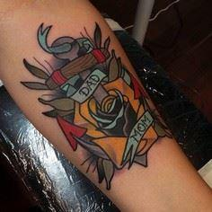 Tattoo by Abel Sanchez - 100 Anchor Tattoos