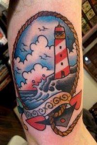 Steve Boltz at Smith St. tattoo - 100 Anchor Tattoos