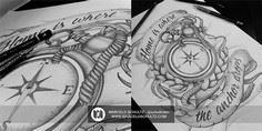 20 Amazing Tattoo sketches that wi - 100 Anchor Tattoos