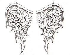 I love these and more are posted i - 75 Angel Tattoos