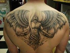 I want one of these!! - 75 Angel Tattoos