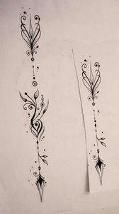 ce56c259c2ae0 60 Arrow Tattoos - Popular Tattoos for Arrows - (Designs and Ideas)