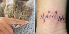 There are a bunch of different typ - Over 100 Cat Tattoos, Designs and Tattoo Ideas