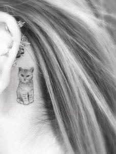 15+ Of The Best Cat Tattoo Ideas E - Over 100 Cat Tattoos, Designs and Tattoo Ideas