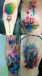 Cover up ideas ✒️ - 100 Creative Compass Tattoo Designs and Ideas