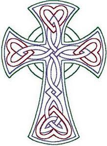 I'm searching for a good trinity k - 100 Cross Tattoos - Inspirational Cross Designs and Ideas