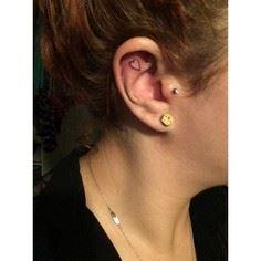 35 Ear Tattoos