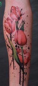 Source - 200 Floral Tattoos - Beautiful Flower Designs, Ideas for Tattoos