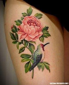 this is just what im looking for!! - 200 Floral Tattoos - Beautiful Flower Designs, Ideas for Tattoos