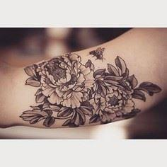 27 Insanely Talented Tattoo Artist - 200 Floral Tattoos - Beautiful Flower Designs, Ideas for Tattoos