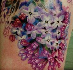 Flowers - 200 Floral Tattoos - Beautiful Flower Designs, Ideas for Tattoos