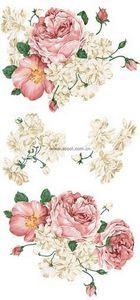 Beautiful hand drawn style peony - 200 Floral Tattoos - Beautiful Flower Designs, Ideas for Tattoos