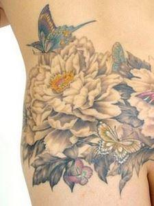 Tattoo Art Works Al-Haut - 200 Floral Tattoos - Beautiful Flower Designs, Ideas for Tattoos