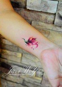 Watercolor Tattoos Are Seriously S - 200 Floral Tattoos - Beautiful Flower Designs, Ideas for Tattoos