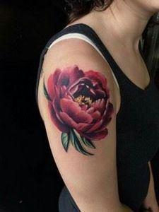 #susannahgriggs #eternalink #etern - 200 Floral Tattoos - Beautiful Flower Designs, Ideas for Tattoos