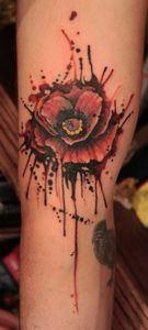 #Tattoo #ink - 200 Floral Tattoos - Beautiful Flower Designs, Ideas for Tattoos