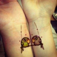 Friendship Tattoos - Inked Magazin - 75 Friendship Tattoos - Find Friend Tattoos (Designs and Ideas)