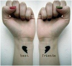 Best Friend Tattoo:  Such a great  - 75 Friendship Tattoos - Find Friend Tattoos (Designs and Ideas)