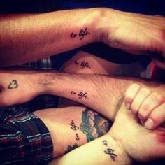 74 Matching Tattoo Ideas To Share  - 75 Friendship Tattoos - Find Friend Tattoos (Designs and Ideas)