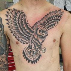 Rohan tattooer, New Zealand , tatt - 50 Owl Tattoos You Have to See