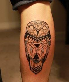 Owl Tattoo - 50 Owl Tattoos You Have to See