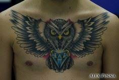 Tattoo by Alex Pinna - 50 Owl Tattoos You Have to See