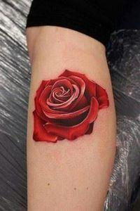 More Flowers - Rose Tattoos