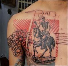 Coilhouse » Blog Archive  - 120 Trash Polka Tattoos